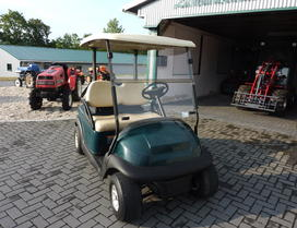 Club Car Precedent mit Ladebox