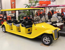 Electro-Cart Roadster 260